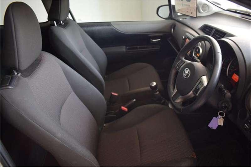 Toyota Yaris 3-door 1.3 XR 2013