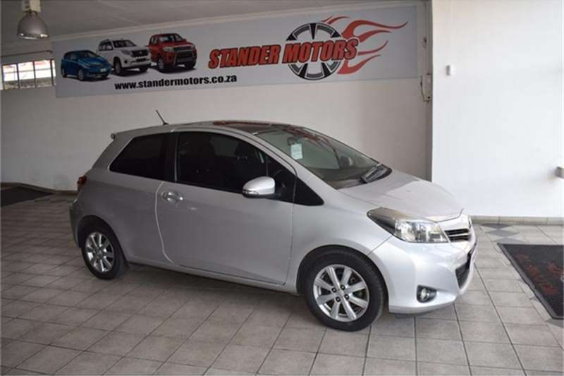 Toyota Yaris 3 door 1.3 XR 2013