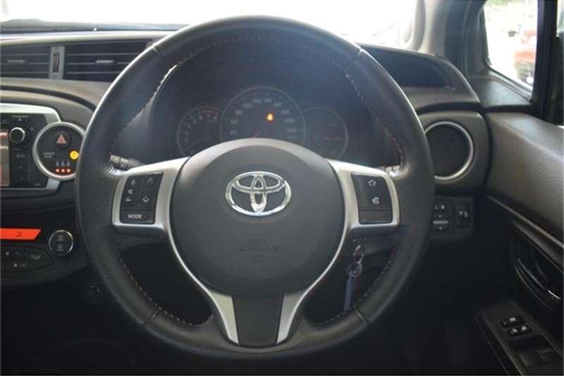 Toyota Yaris 3 door 1.3 XR 2013