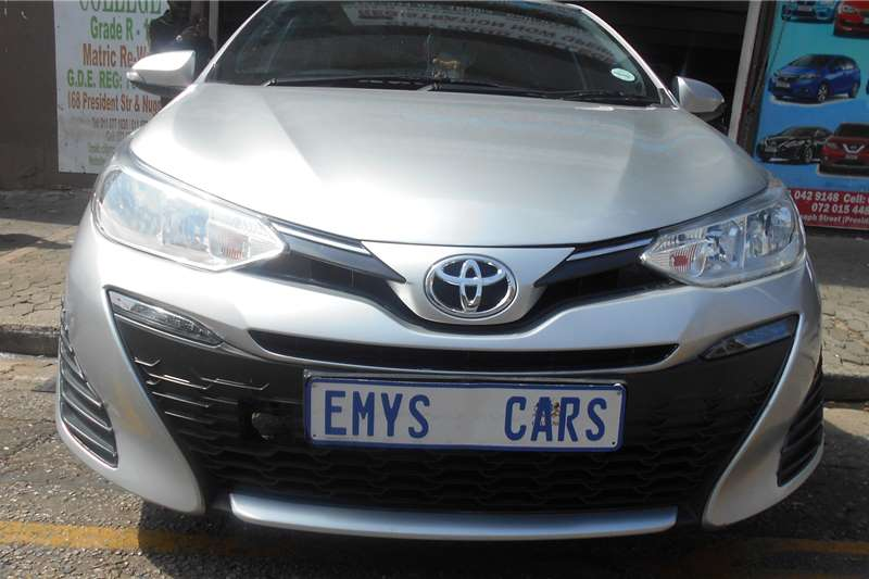 Toyota Yaris 3 door 1.3 XR 2019