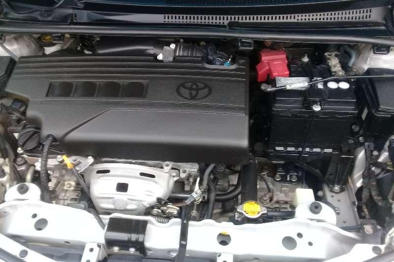 Toyota Yaris 3 door 1.3 XS 2014