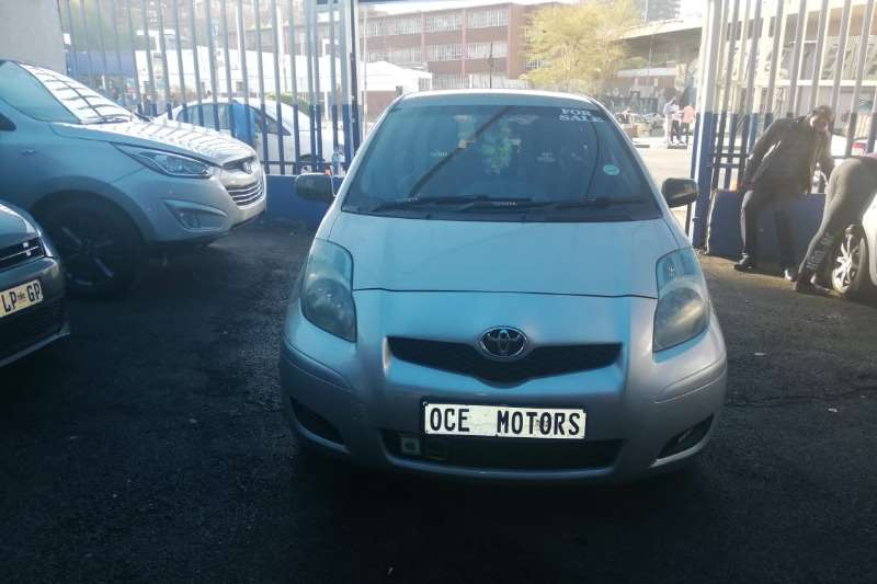 Toyota Yaris 3door 1.4 2010