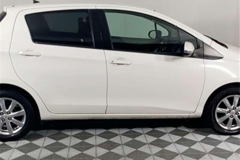 2012 Toyota Yaris Yaris 5-door 1.0 XR