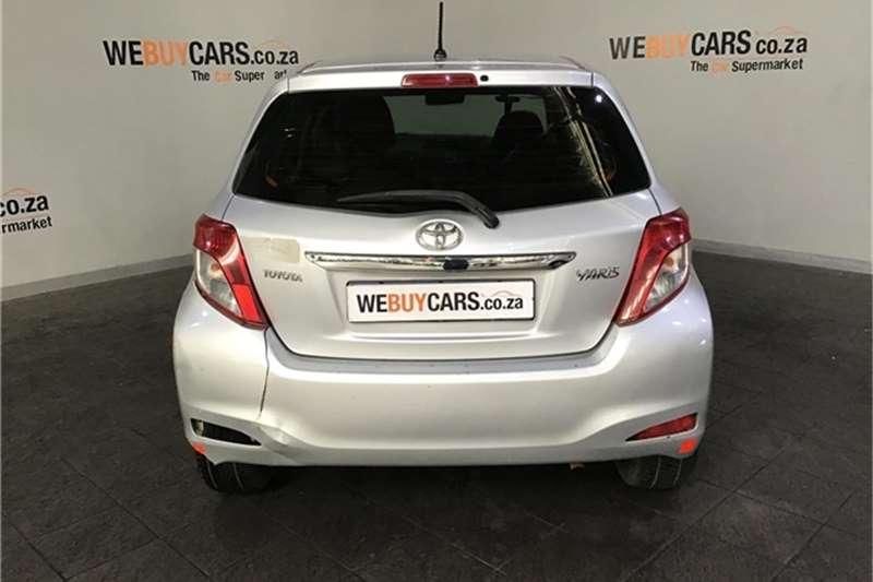Toyota Yaris 5-door 1.0 XS 2014