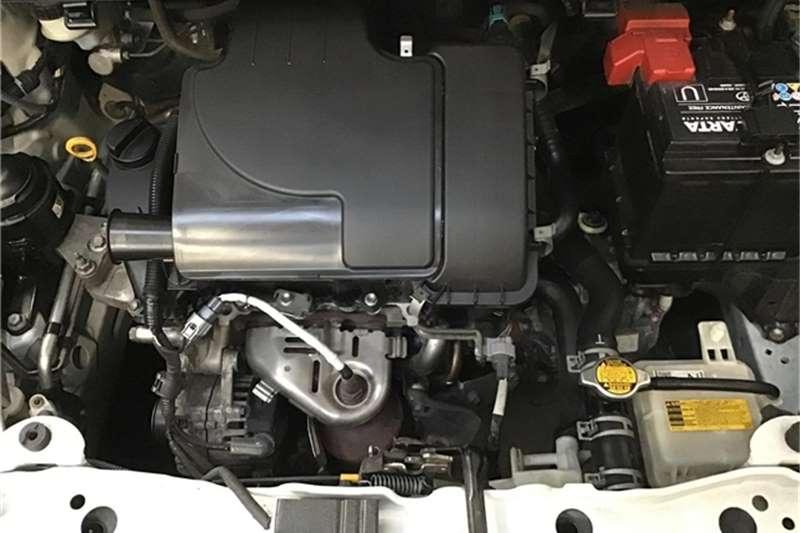 Toyota Yaris 5-door 1.0 XS 2014