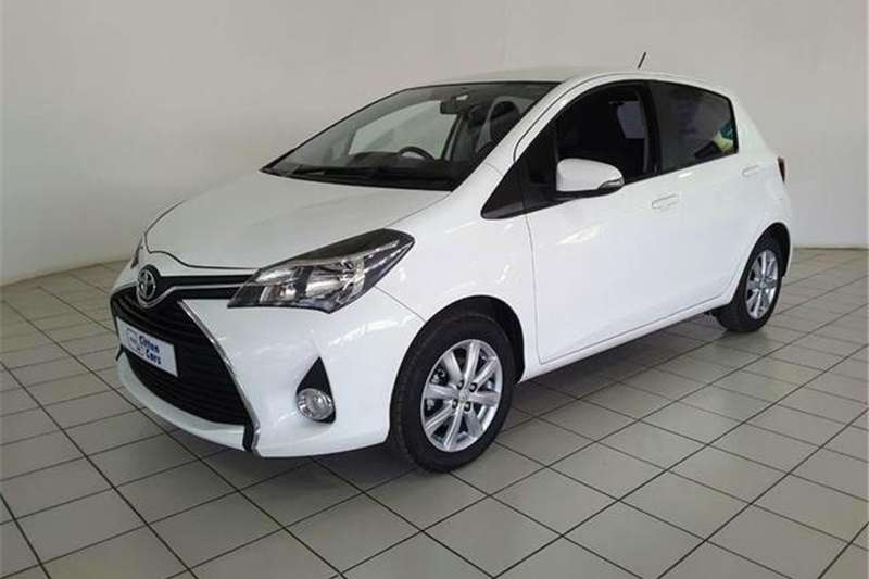 Toyota Yaris 5 door 1.0 XS 2016