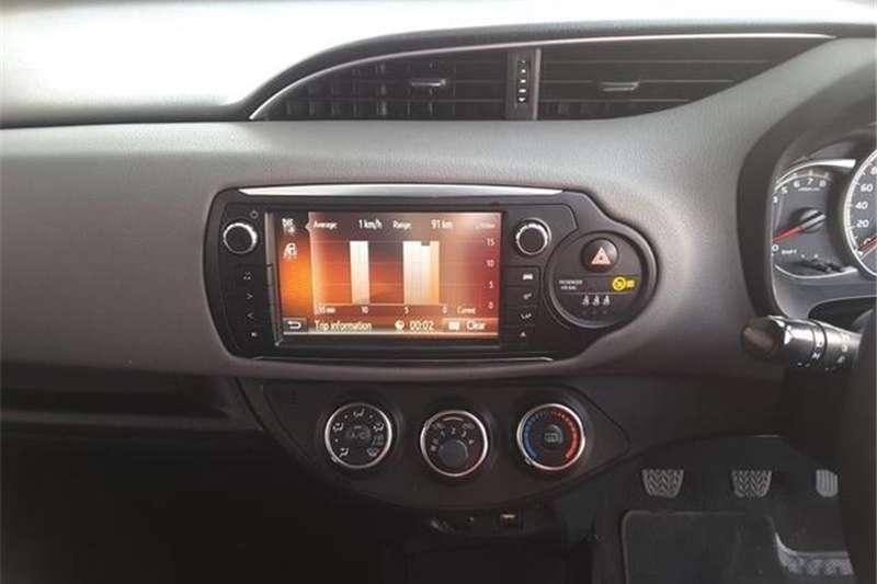 Toyota Yaris 5-door 1.0 XS 2016
