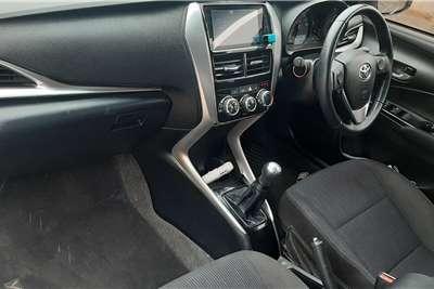 Used 2019 Toyota Yaris 5 door 1.0 XS
