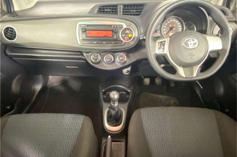 2013 Toyota Yaris Yaris 5-door 1.3 Xi