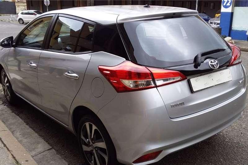 Toyota Yaris 5 door 1.3 Xi 2018