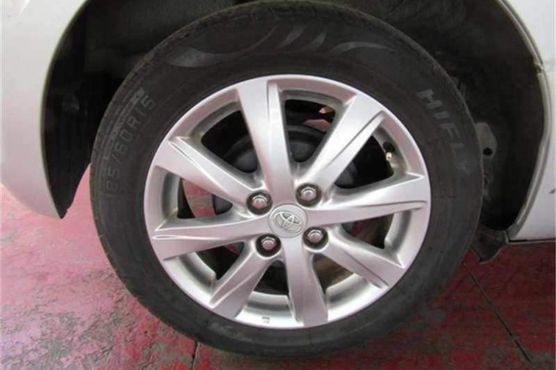 Toyota Yaris 5 door 1.3 XS 2012
