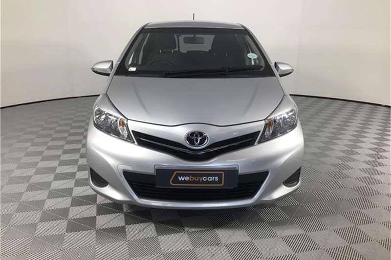 Toyota Yaris 5-door 1.3 XS 2014