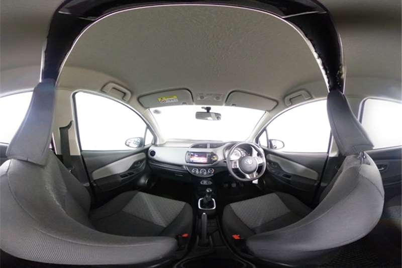 2015 Toyota Yaris Yaris 5-door 1.3 XS