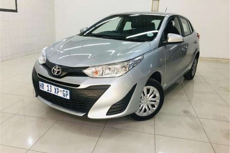 Toyota Yaris 5 Door 1.3 XS 2016