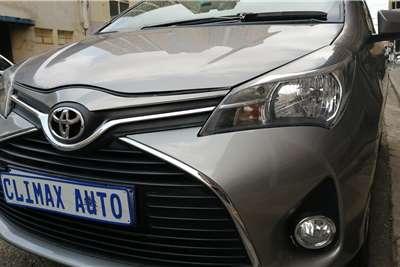 Toyota Yaris 5 door 1.3 XS 2016