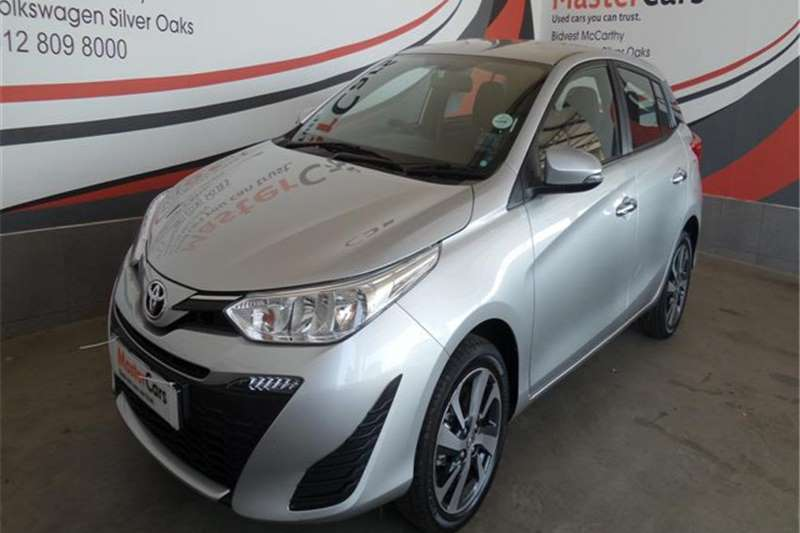Toyota Yaris 5 door 1.3 XS 2018