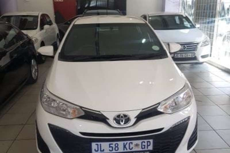 Used 2018 Toyota Yaris 5 door 1.3 XS