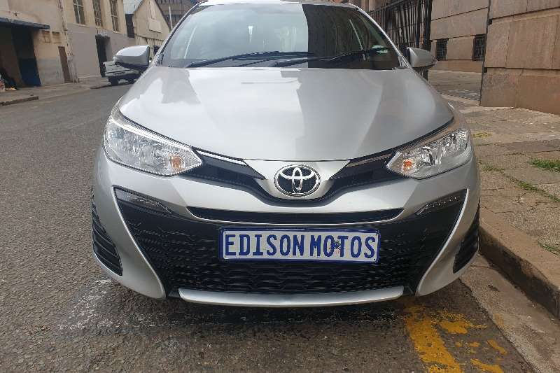 Toyota Yaris 5 door 1.3 XS auto 2018