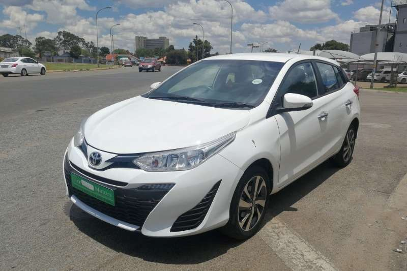Toyota Yaris 5 door 1.5 XS 2018