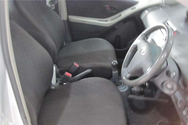 Toyota Yaris 5 door T3 Plus 2008