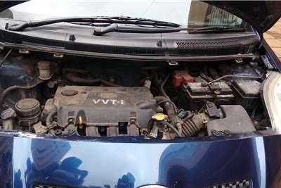 2008 Toyota Yaris Yaris 5-door T3 Plus