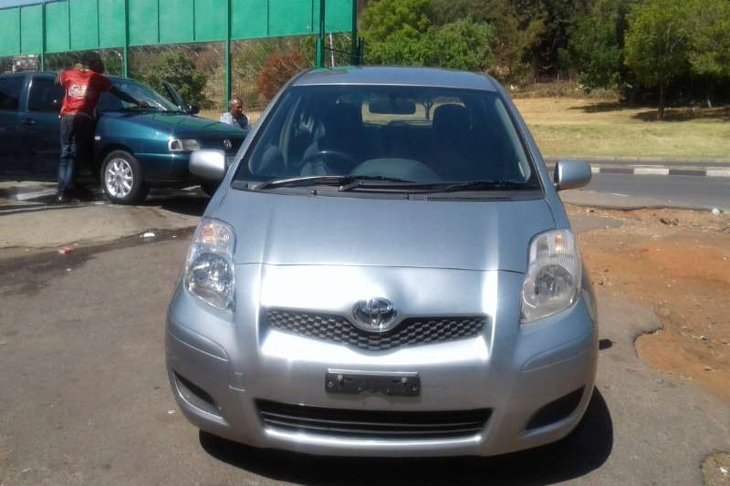 Toyota Yaris 5 door T3 Plus 2009