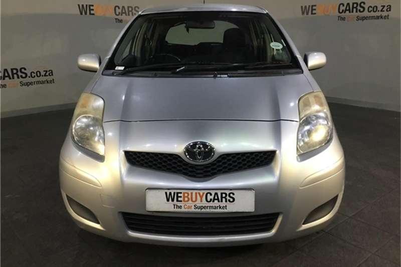 Toyota Yaris 5-door T3 Plus 2011