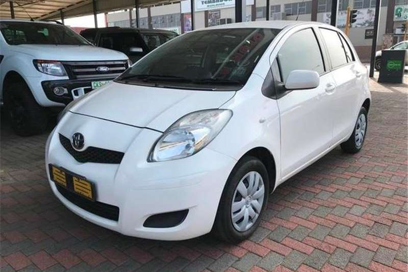 Toyota Yaris 5-door T3 Plus 2011