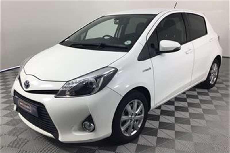 Toyota Yaris 5 door XR HSD 2013