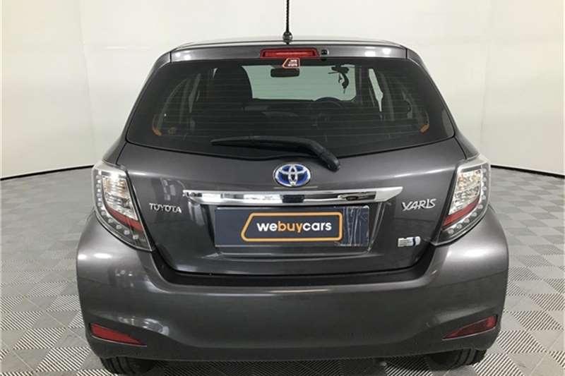 Toyota Yaris 5 door XR HSD 2014