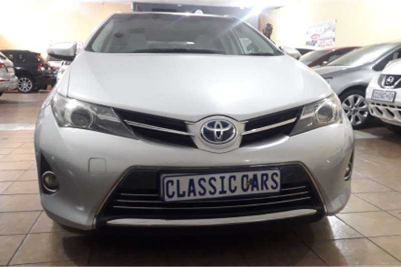 Toyota Yaris 5 door XS HSD 2016