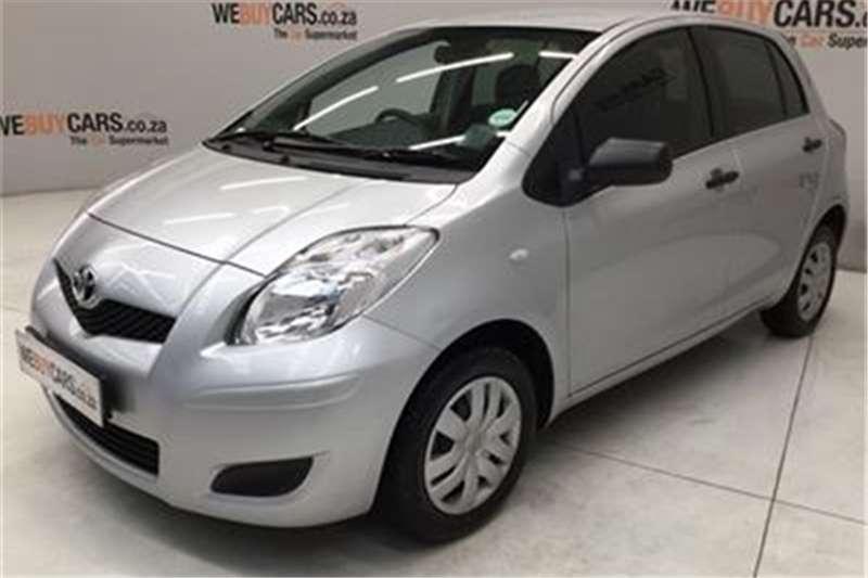 Toyota Yaris 5-door Zen3 2011