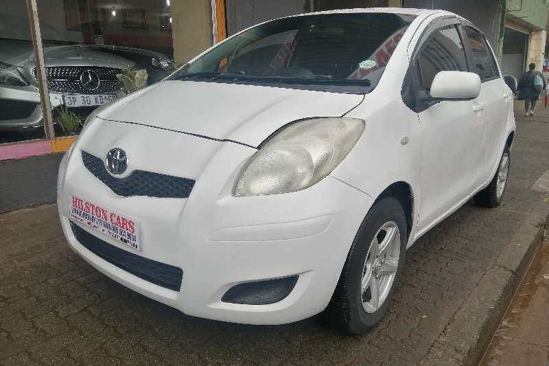Used 2011 Toyota Yaris 5 door Zen3