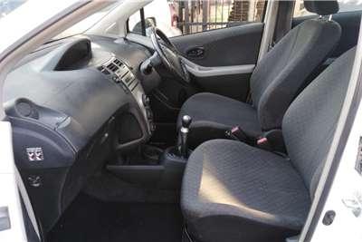 2011 Toyota Yaris Yaris 5-door Zen3