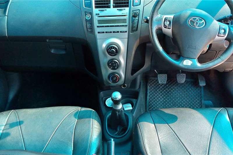 Used 2011 Toyota Yaris 5 door Zen3