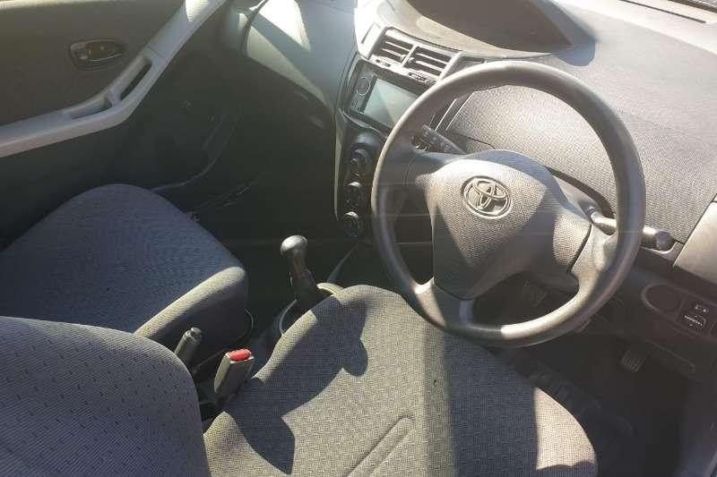 Toyota Yaris 5-door Zen3 Plus 2011