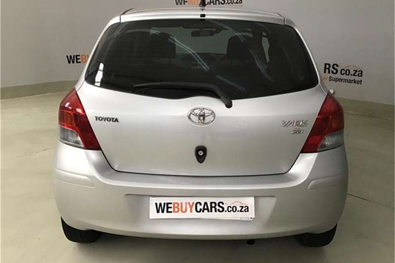 Toyota Yaris 5 door Zen3 Plus 2011
