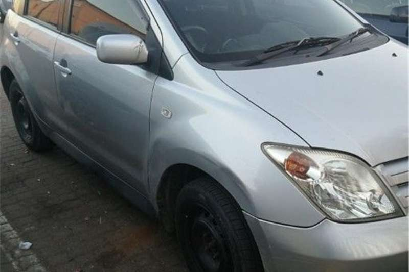 Toyota Yaris 5 door Zen3 Plus automatic 2007