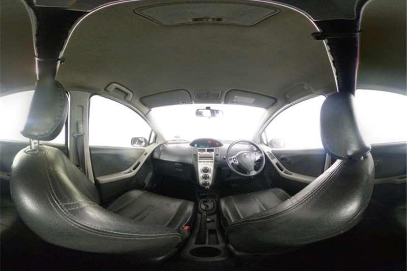 2011 Toyota Yaris Yaris 5-door Zen3 Plus automatic