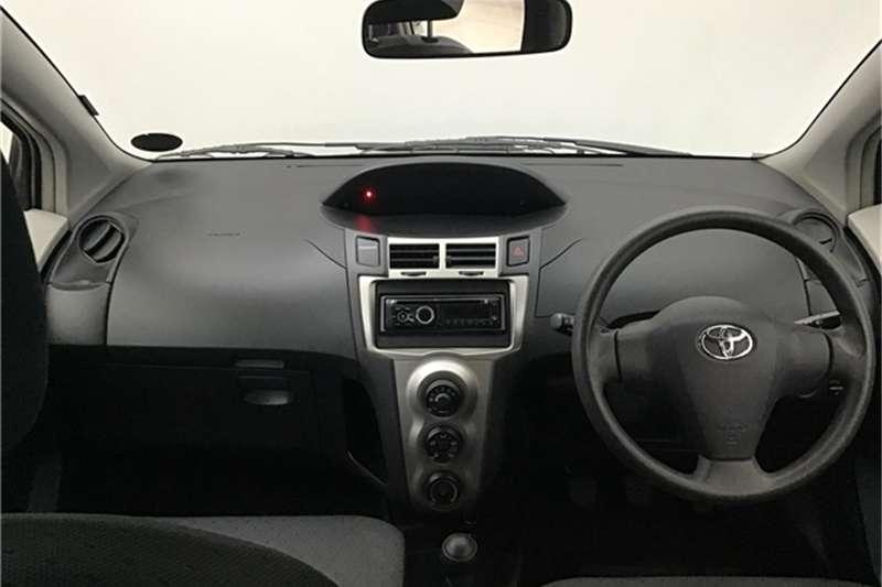 Toyota Yaris 5-door Zen3 S 2011