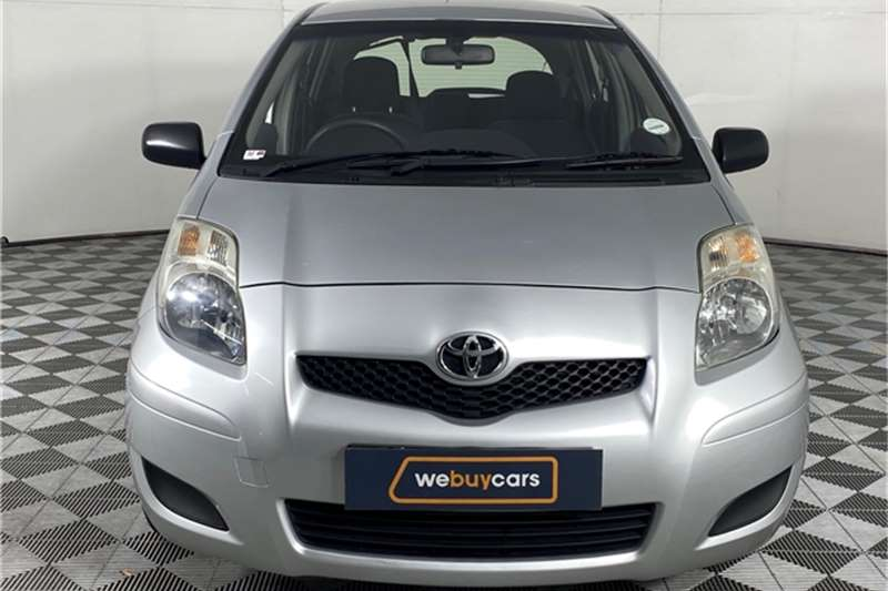 2011 Toyota Yaris Yaris 5-door Zen3 S