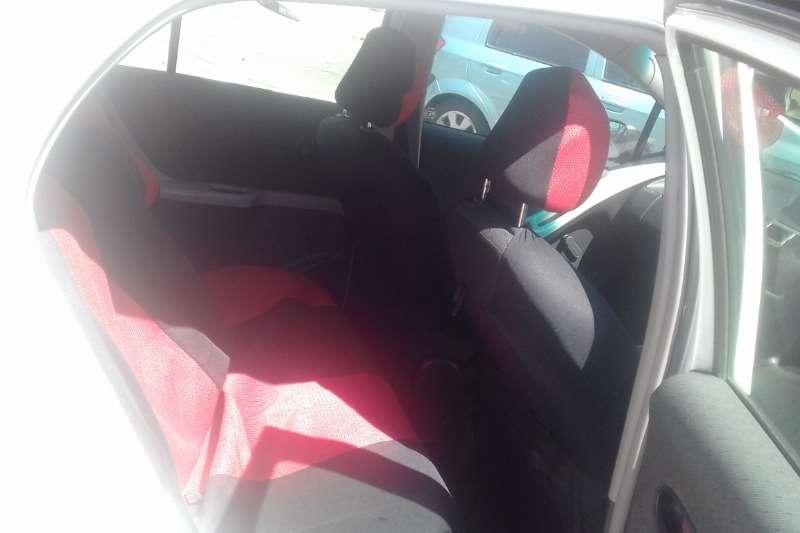 Toyota Yaris 5 door Zen3 T3 2011