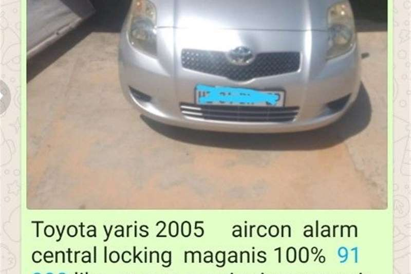 Toyota Yaris Choose for me 2005