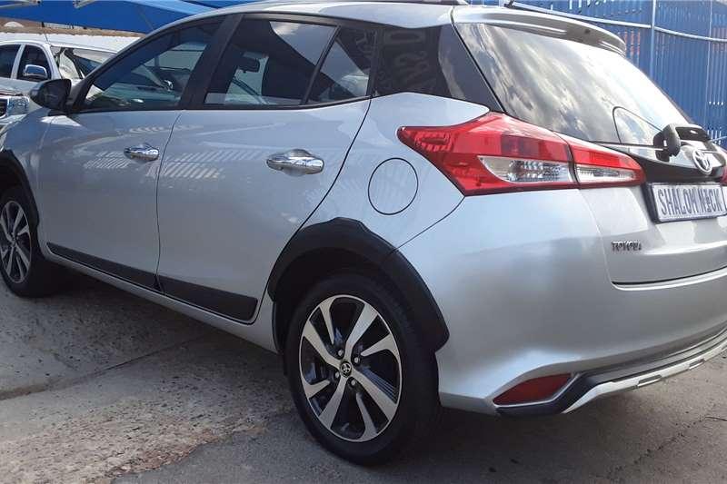Used 2018 Toyota Yaris Cross