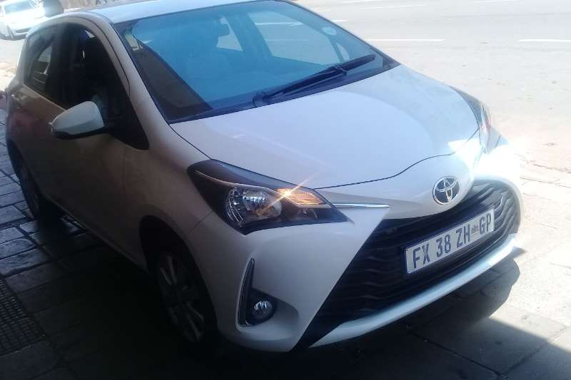 Toyota Yaris Hatch 1.0 Pulse 2017