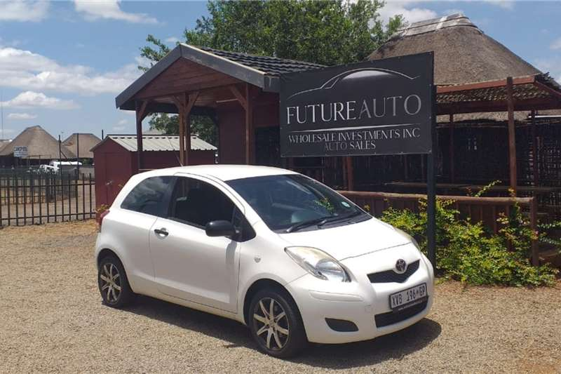 Toyota Yaris Hatch 2008