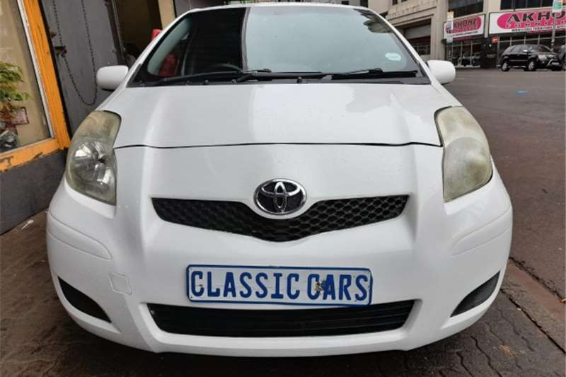 Used 2011 Toyota Yaris Hatch