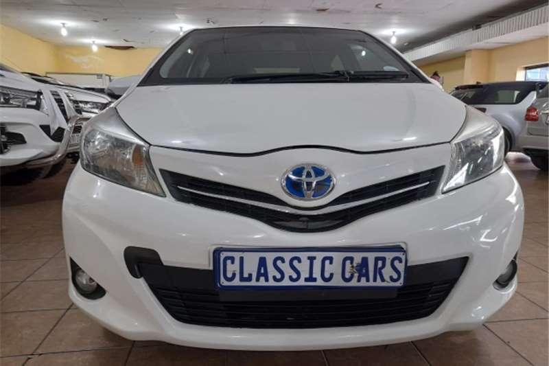 Used 2012 Toyota Yaris Hatch