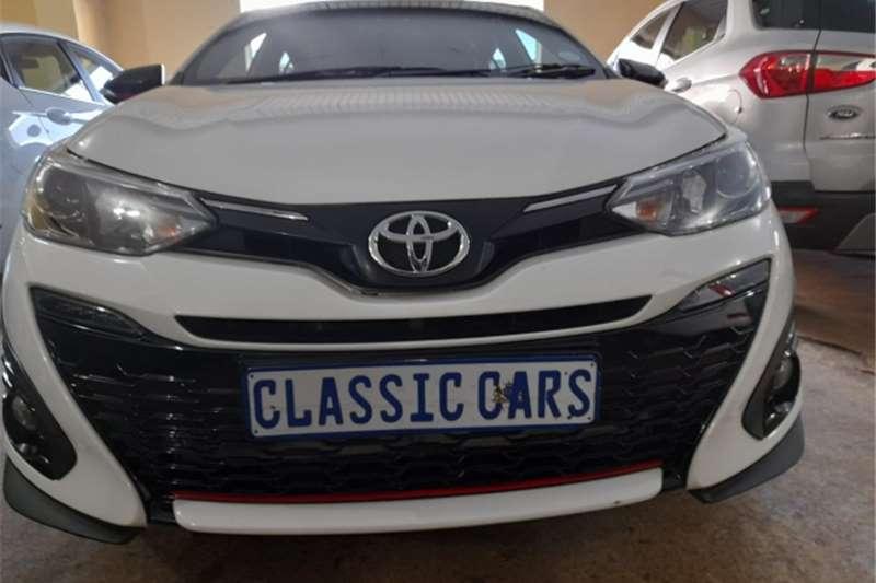 2019 Toyota Yaris hatch
