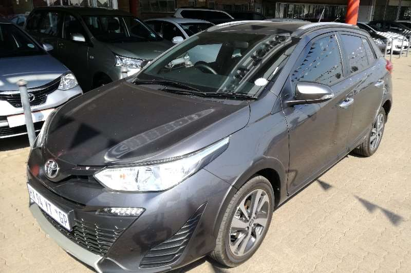 2019 Toyota Yaris hatch Cross YARIS 1.5 CROSS 5Dr
